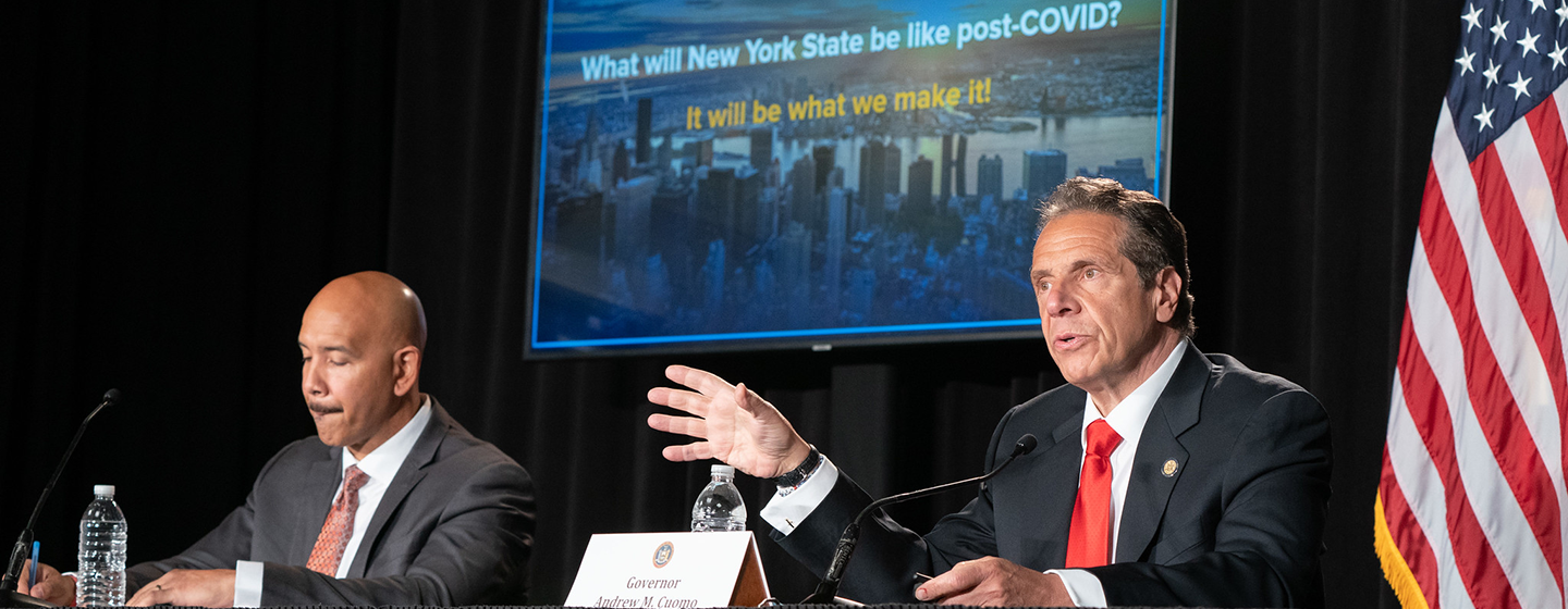 NY to Keep Mask Rules for Now, But Other COVID-19 Rules Ease Wednesday
