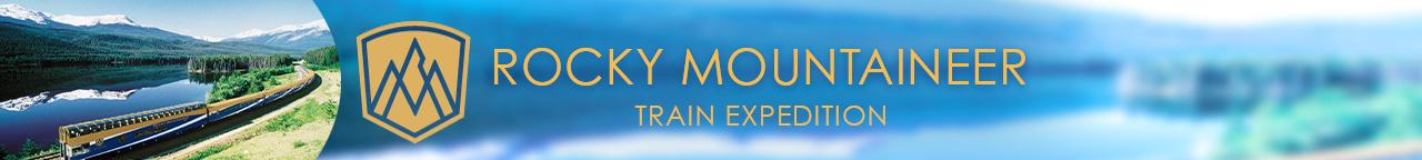 Canadian Train Trip Banner