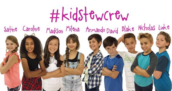 The Kid Stew Cast