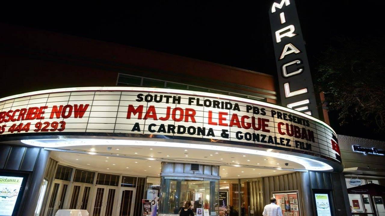 Screening of Major League Cuban