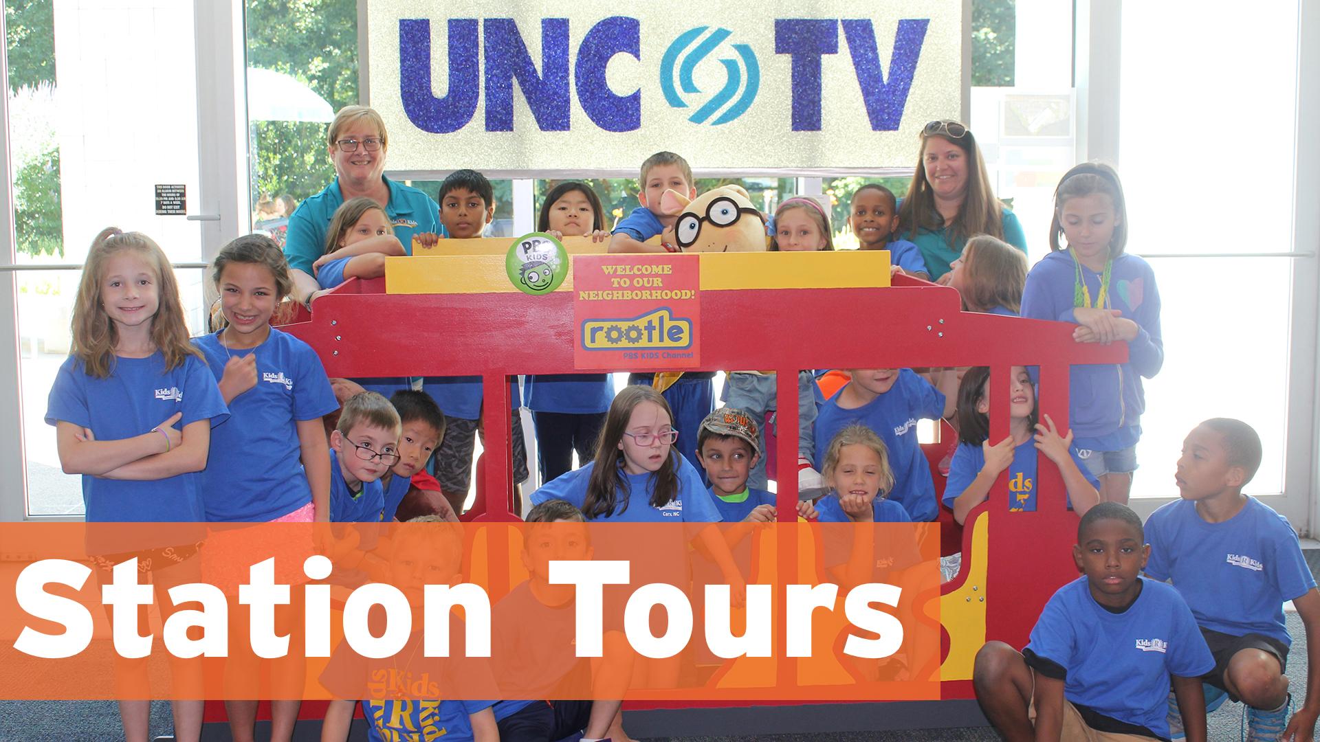 Station Tours