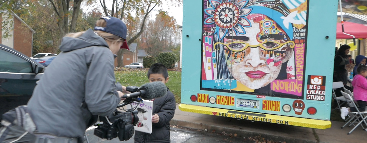 Artivist: Combining art and activism—another kind of social justice