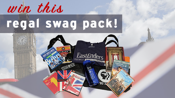 Royal Trivia - Swag Pack Prize