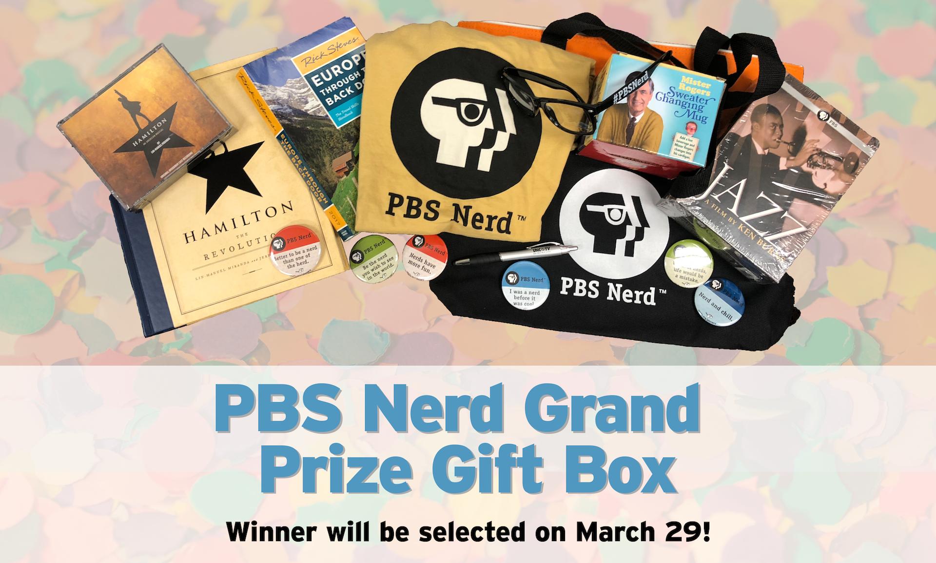 Play PBS Nerd Trivia Online Now!