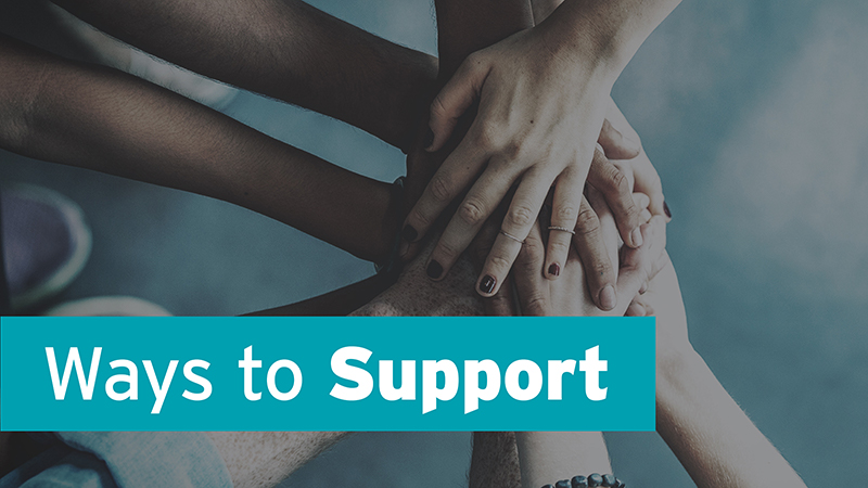 Ways to Support Button