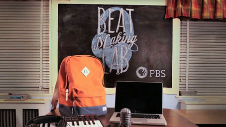 PBS Beat Making Lab