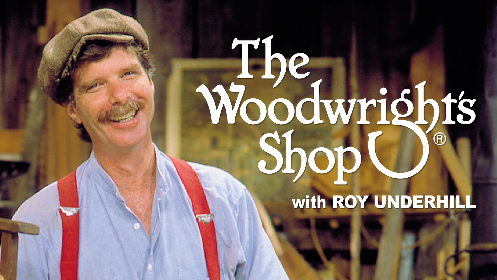 The Woodwright's Shop with Roy Underhill