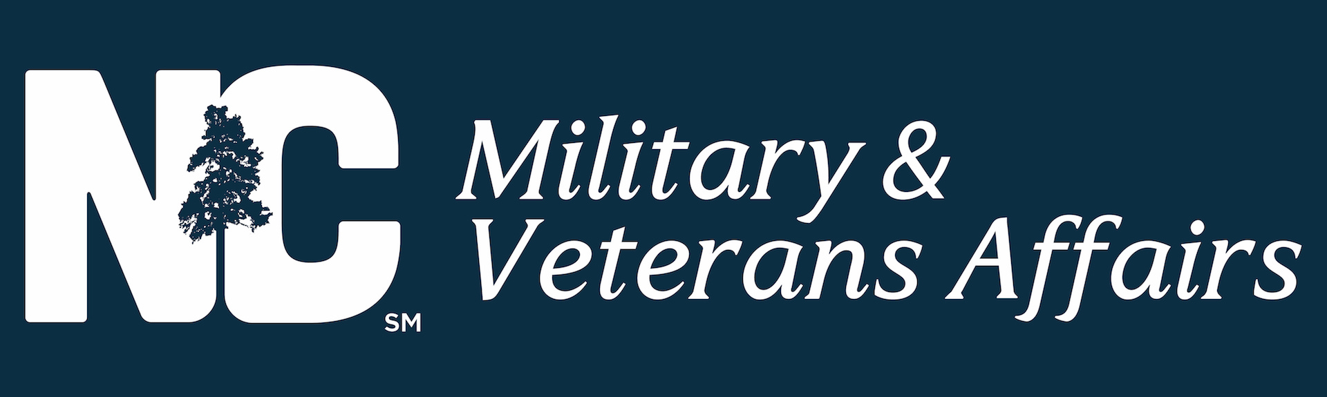 NC Military & Veterans Affairs Logo - Click Here for More Information