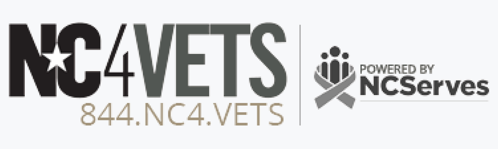 NC4Vets Logo - Click Here to Learn More