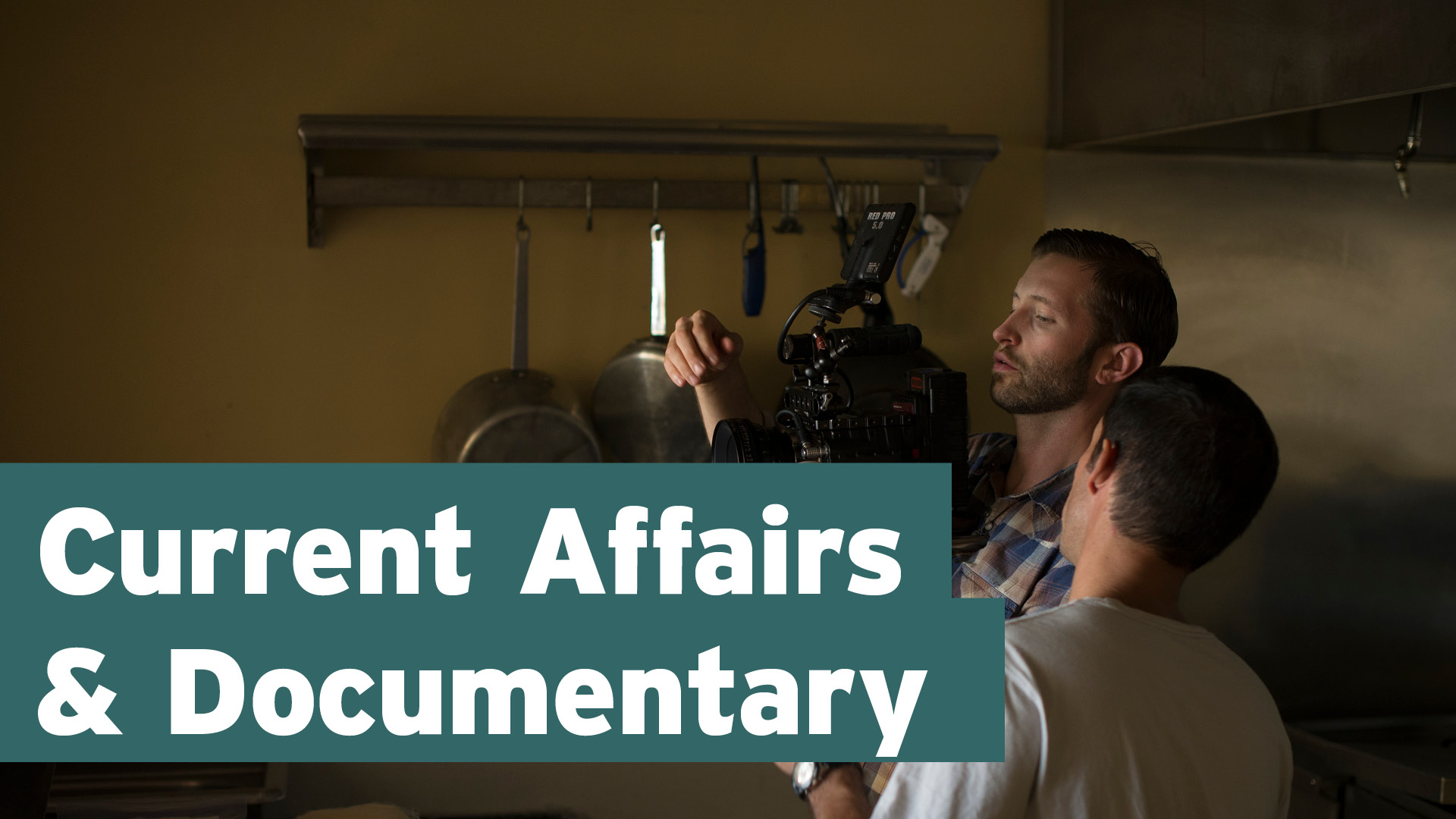 Current Affairs & Documentary