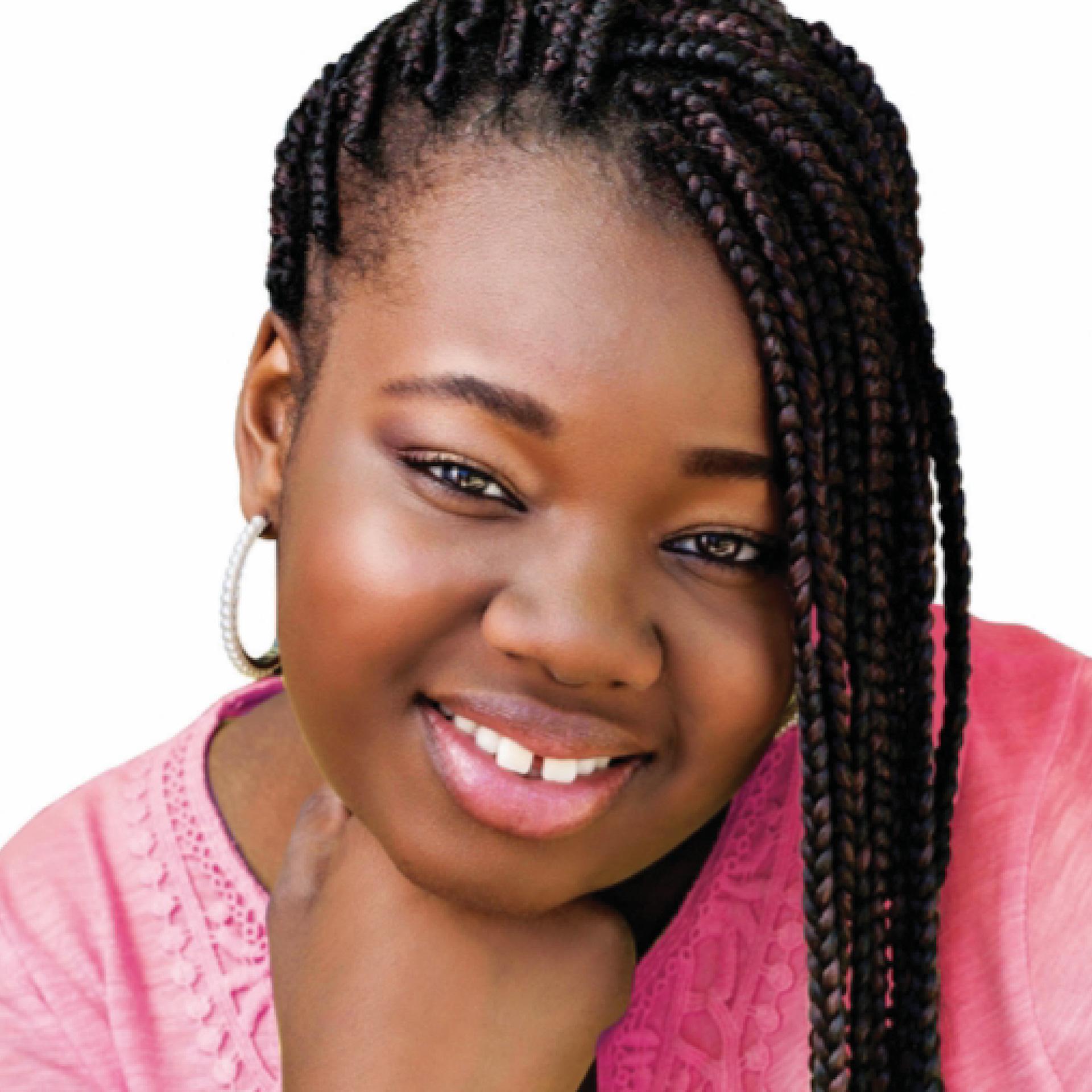 Singer-songwriter Chloe-Olivia