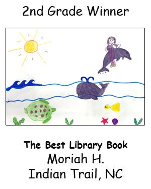 Second Grade Winner Moriah H. 2015