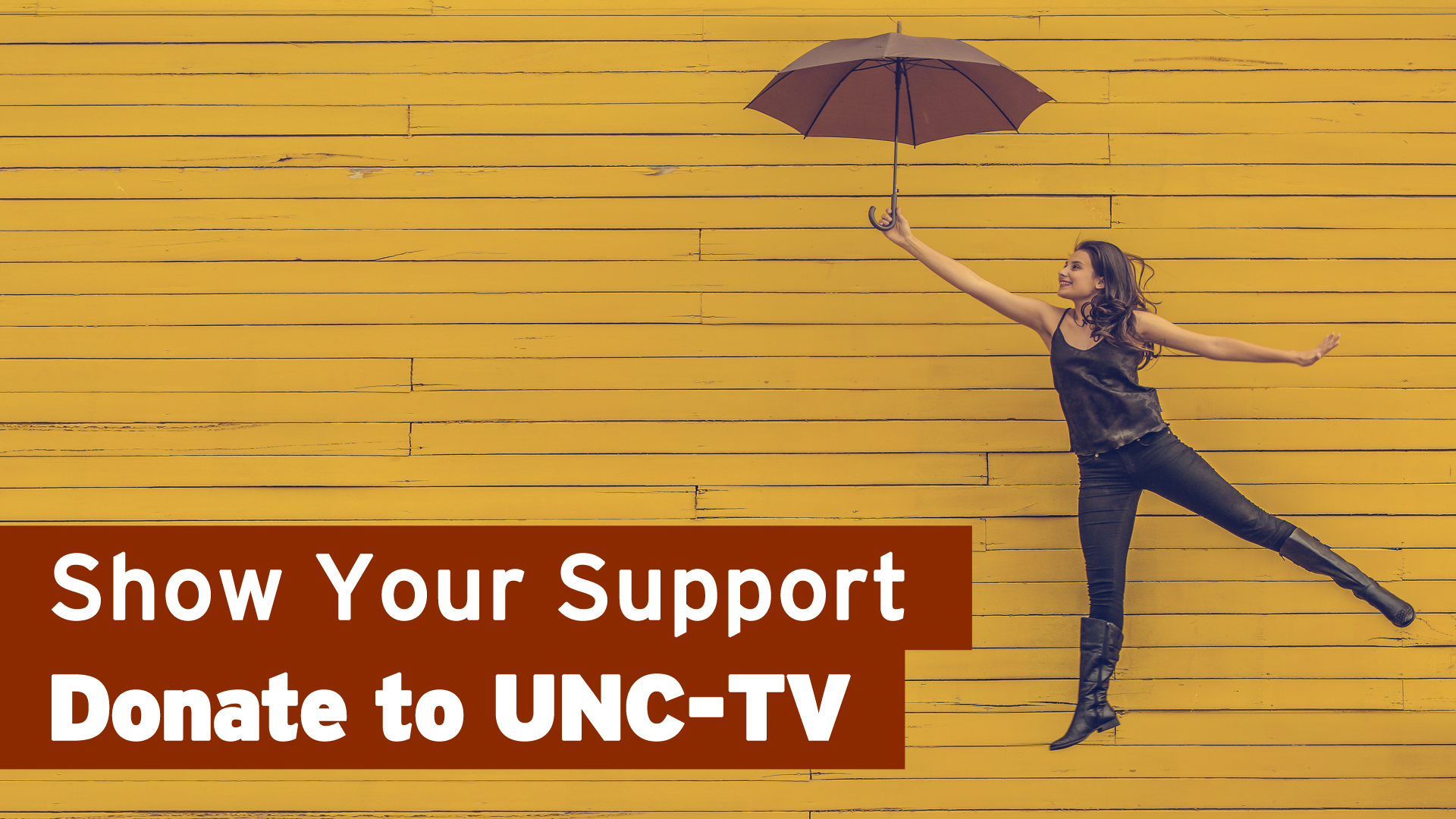 Donate to UNC-TV