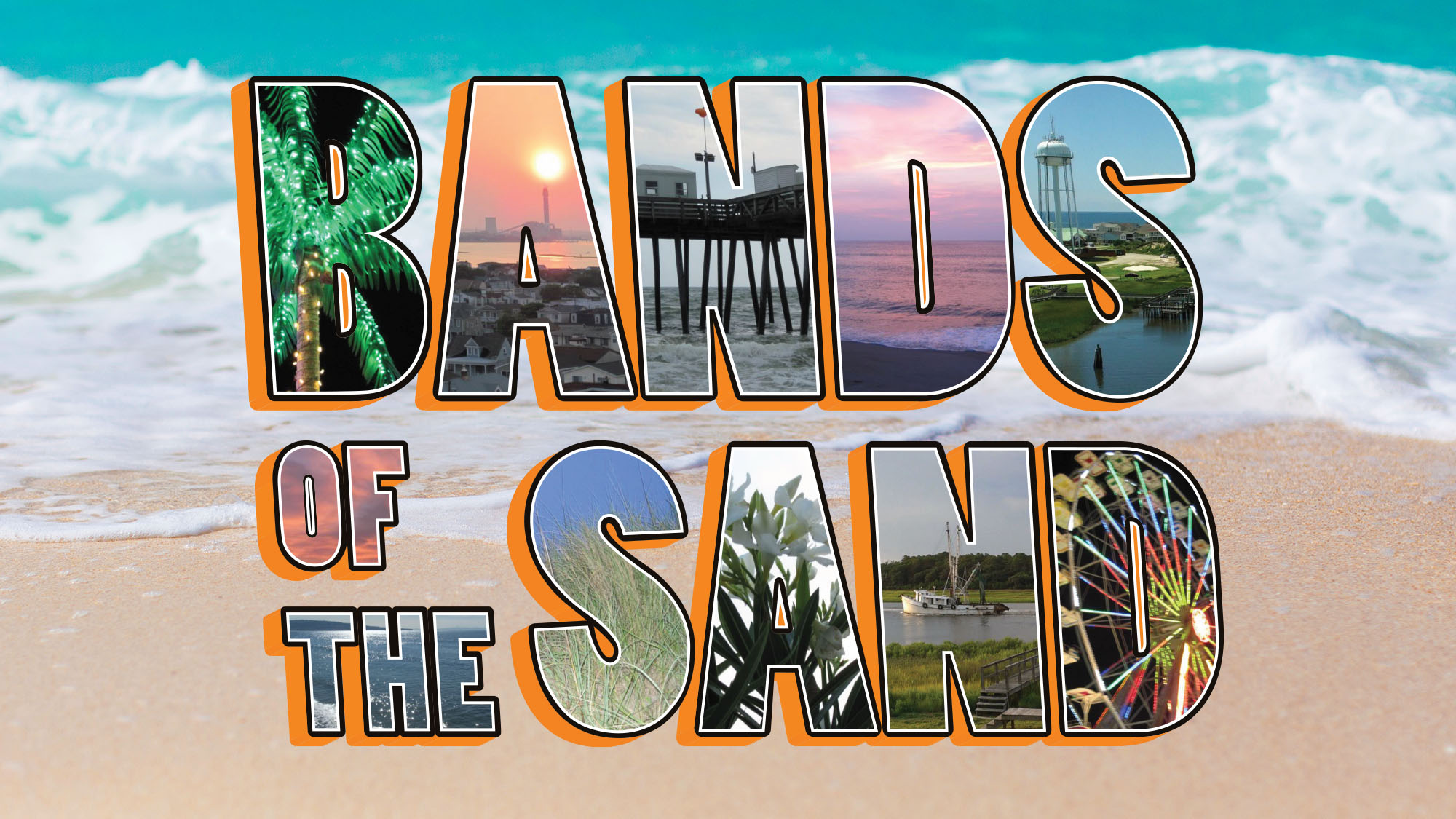 Bands of the Sand  logo