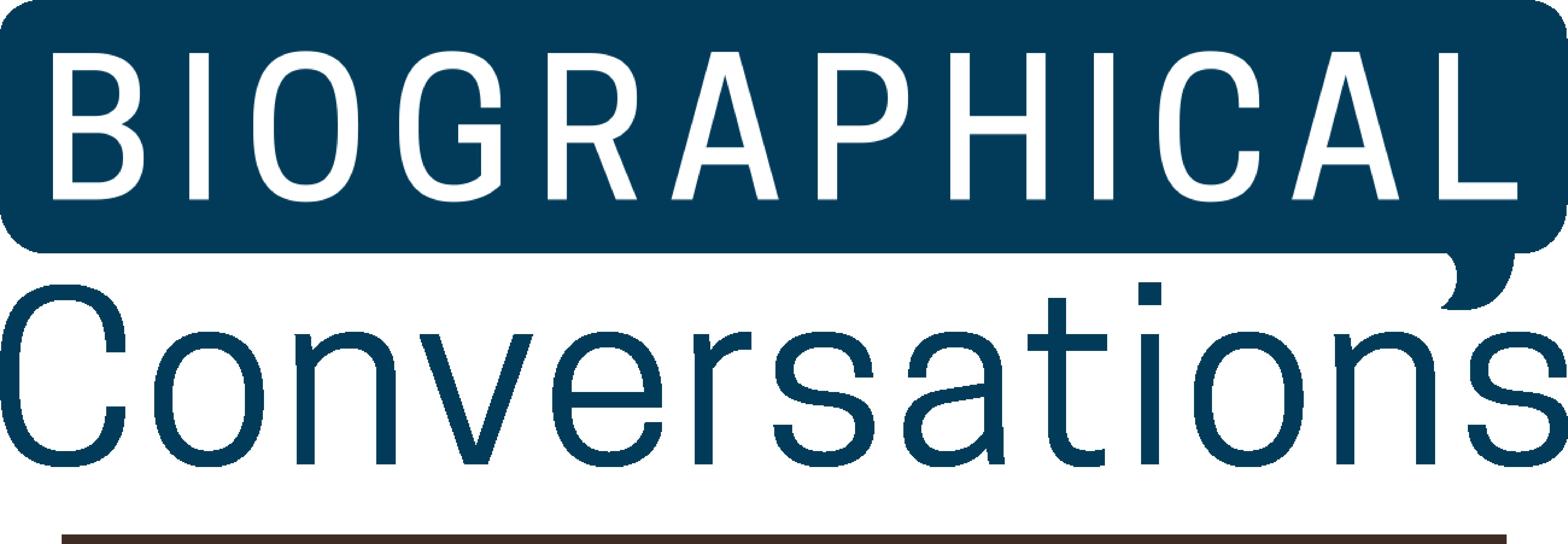 Biographical Conversation Logo