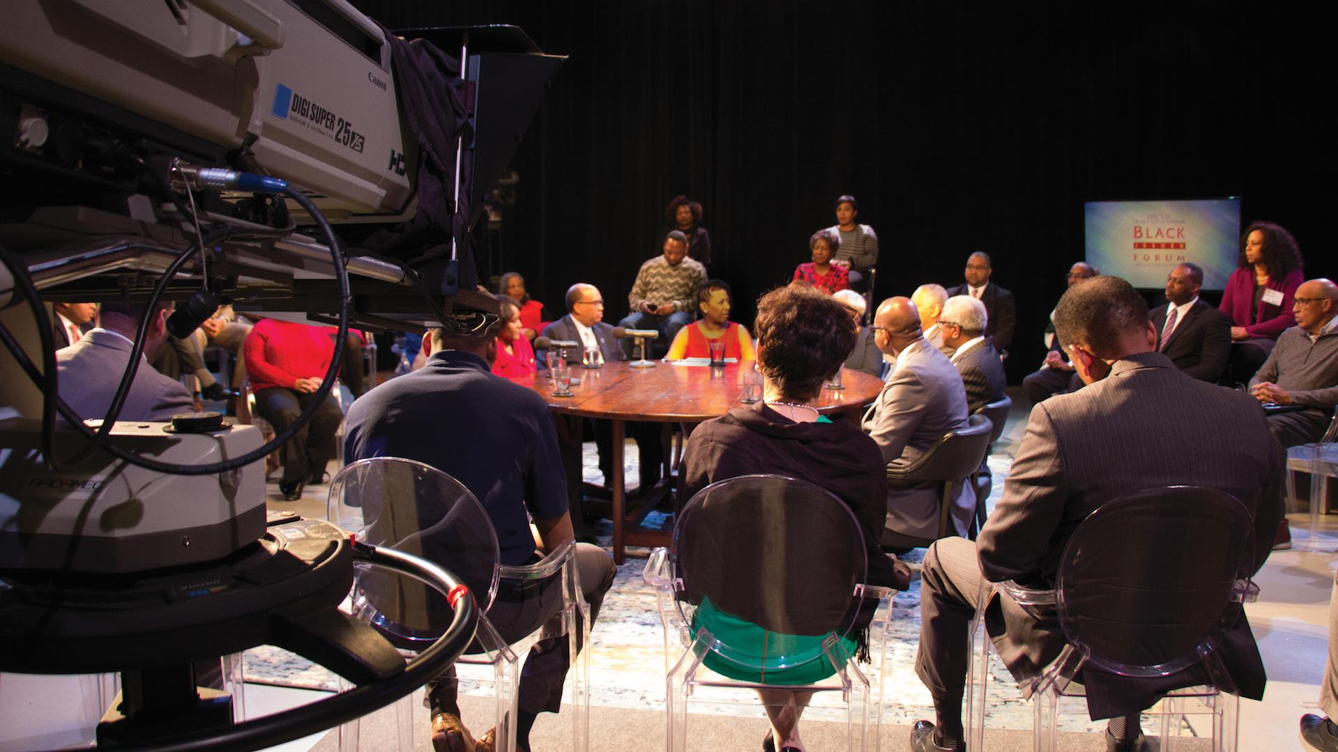 Behind the scenes: HBCU Legacy and Leadership