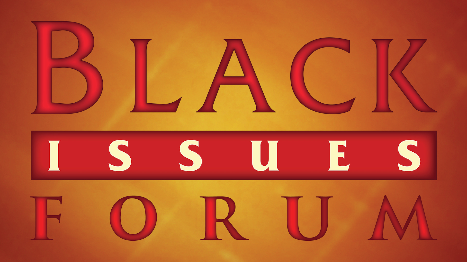 Black Issues Forum Logo