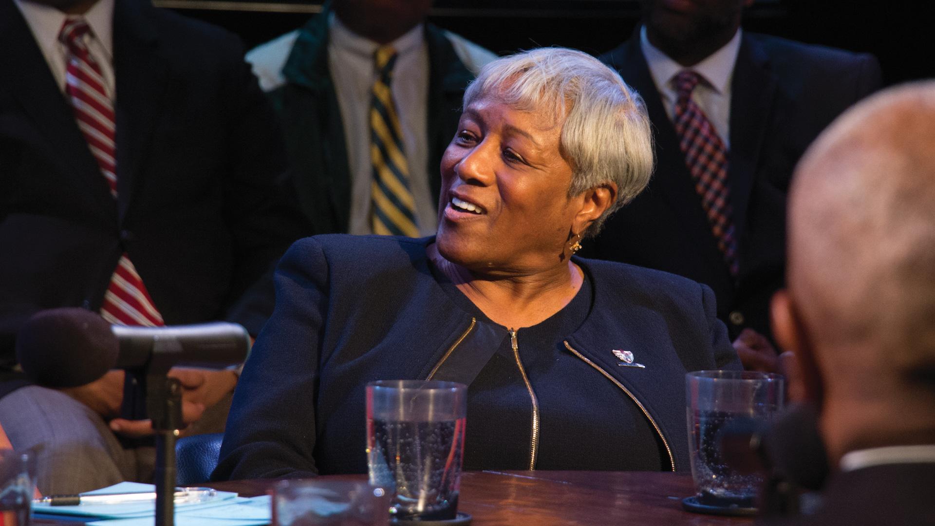 President Paulette Dillard, Shaw U.