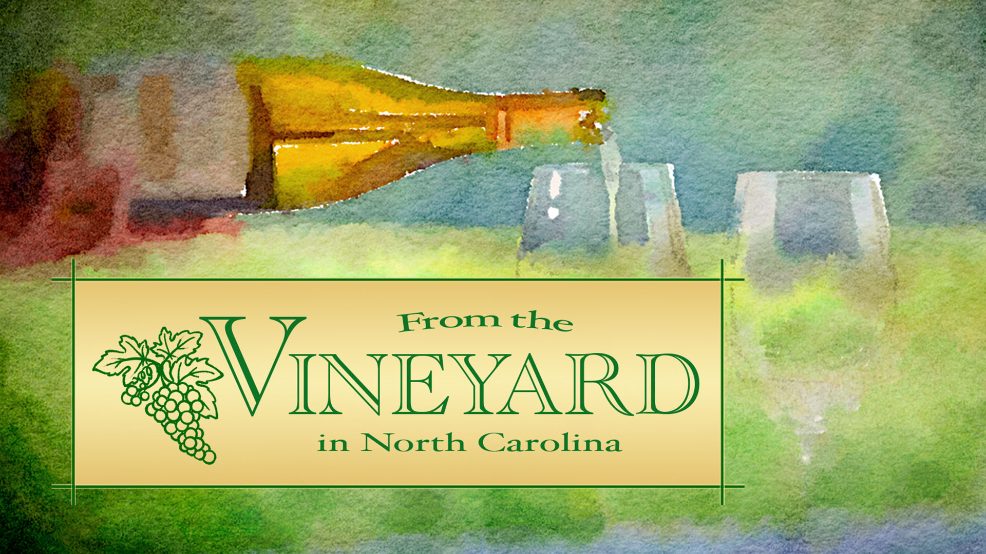 Fom the Vineyard logo