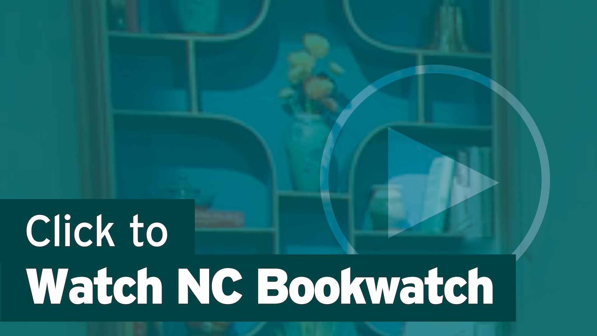 Click to Watch NC Bookwatch
