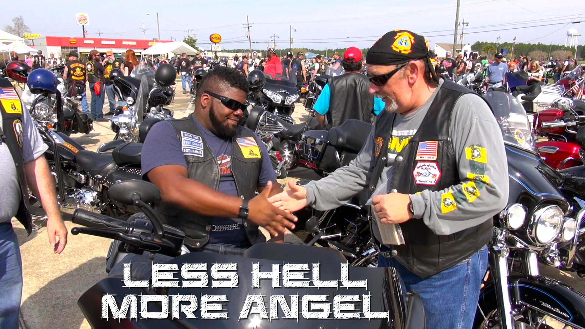 Less Hell More Angel