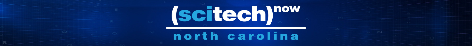 SCITECH NOW NORH CAROLINA LOGO