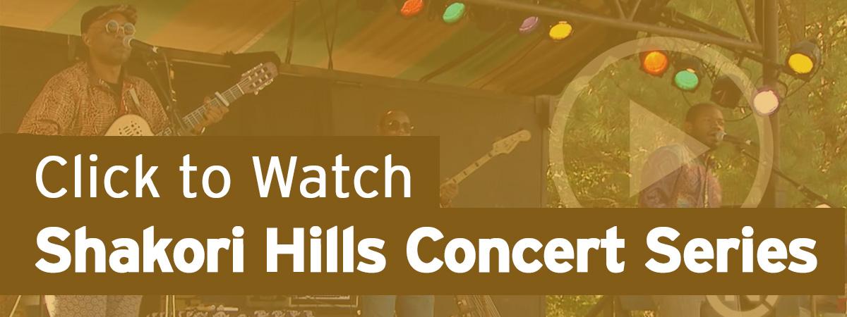 Click to Watch Shakori Hills Concert Series