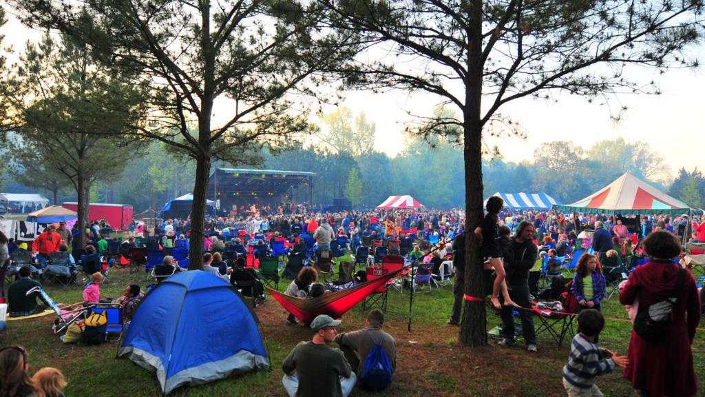The Shakori Hills Concert