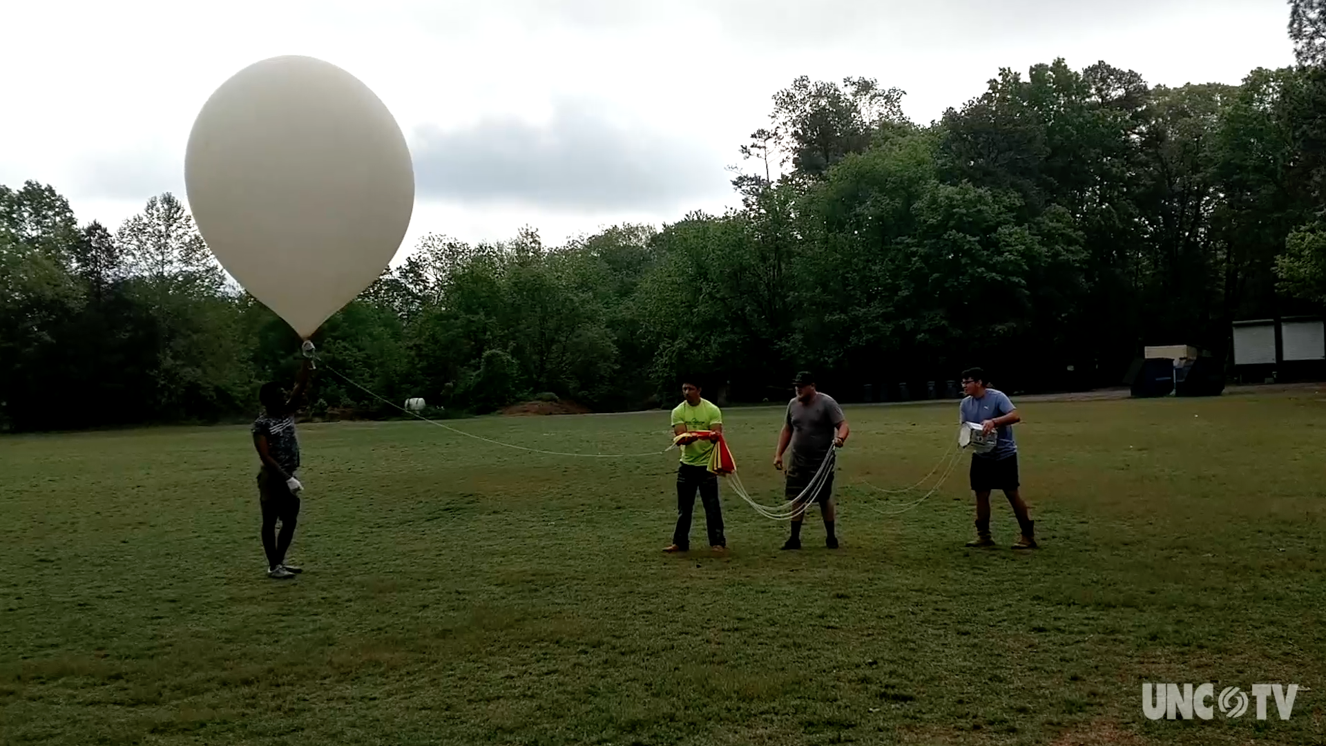 High Altitude Balloon Science