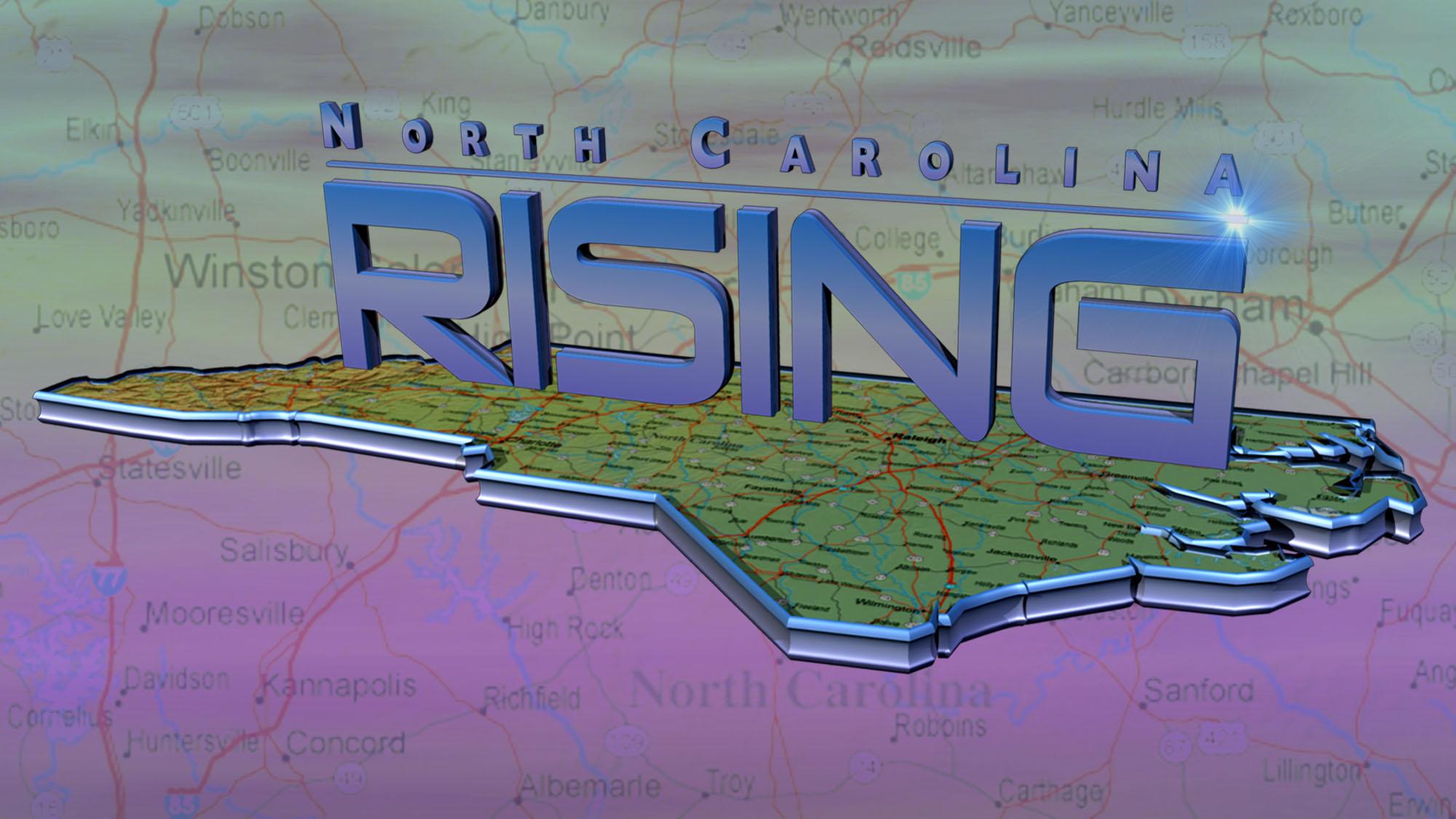 North Carolina Rising logo