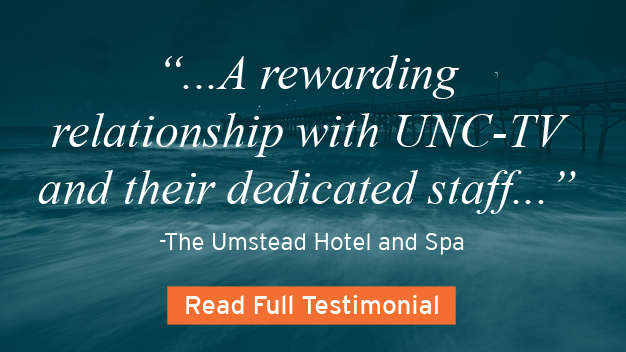 The Umstead Hotel and Spa Testimonial