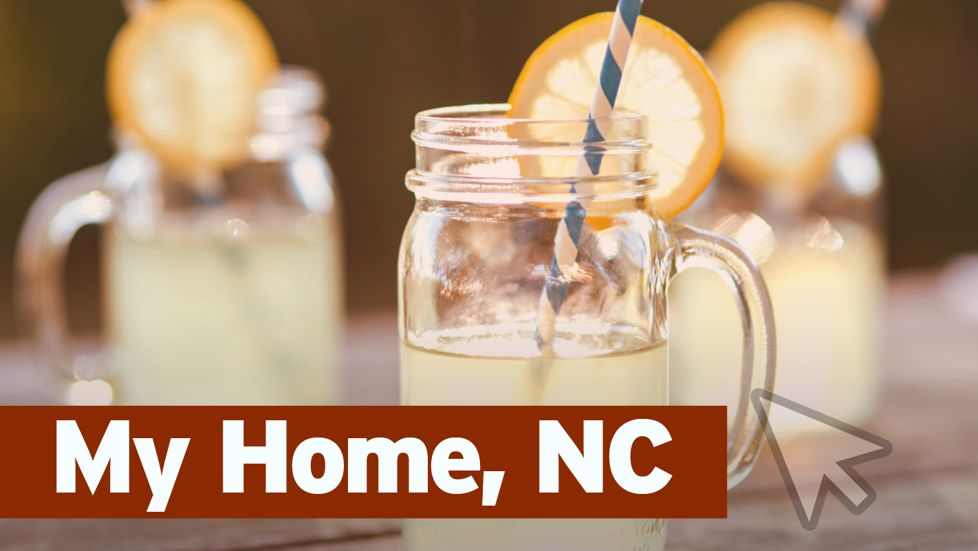 Sign up for monthly news from My Home, NC