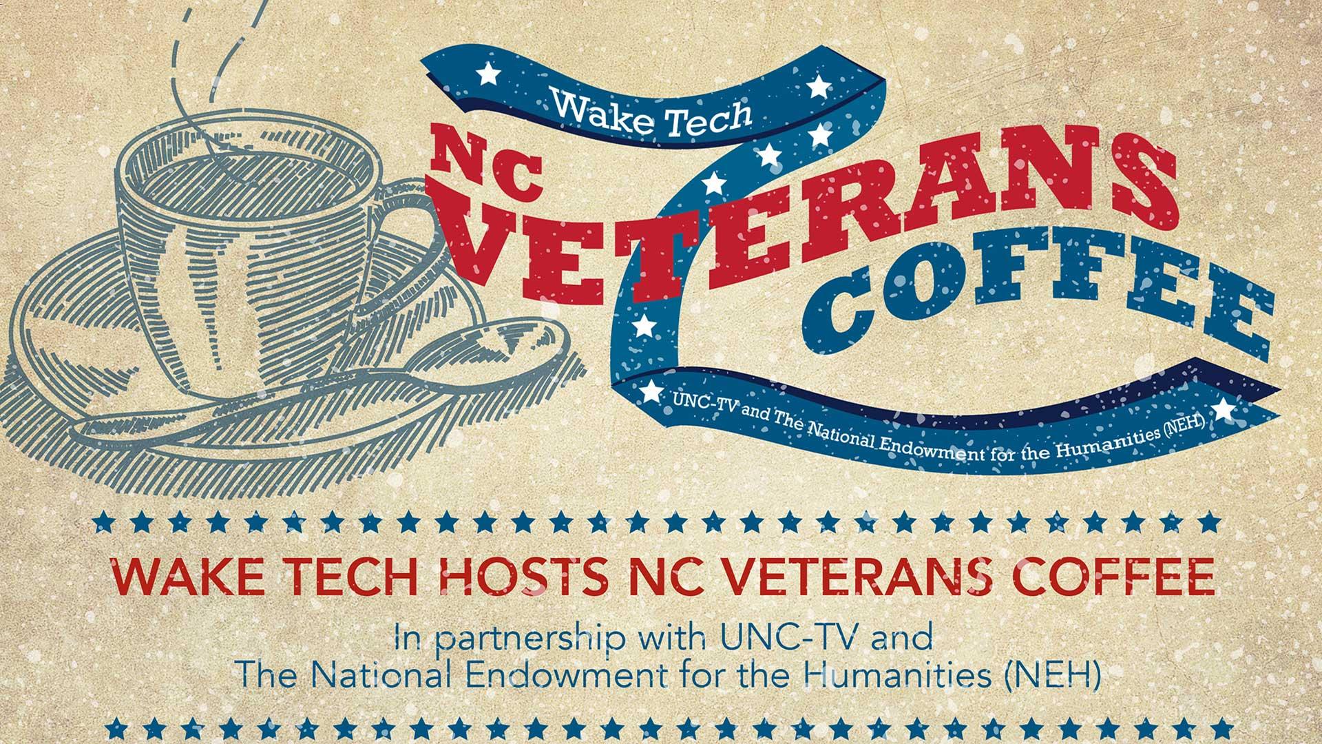 Veterans Coffee: Wake Tech