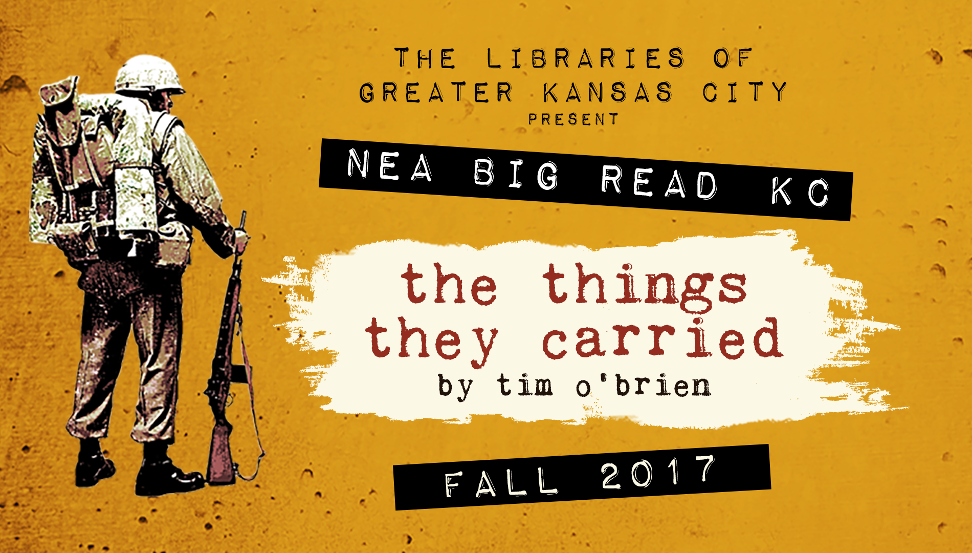 NEA Big Read - The Things They Carried