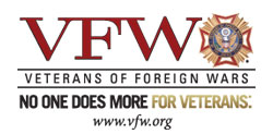 VFW Veterans of Foreign Wars - No one does more for veterans.  vfw.org