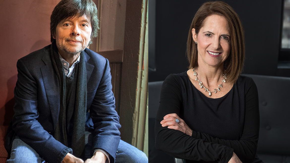 KCPT Presents An Evening with Ken Burns & Lynn Novick