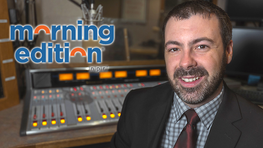 Morning Edition with local host, Mike Horace