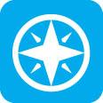 PBS Passport compass icon