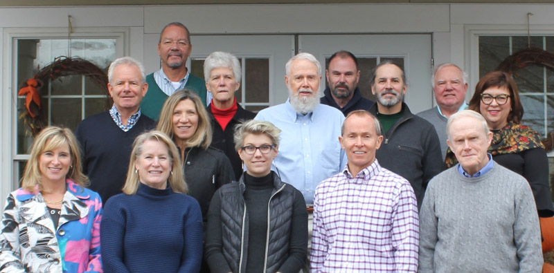 Photo of 2017 Board