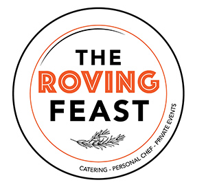 The Roving Feast logo