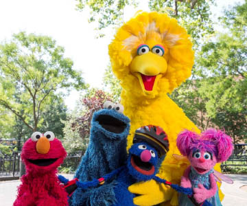 Photo of Sesame Street