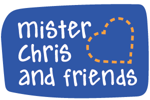 Mister Chris and Friends logo
