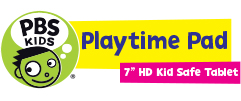 PBS Kids Playtime Pad