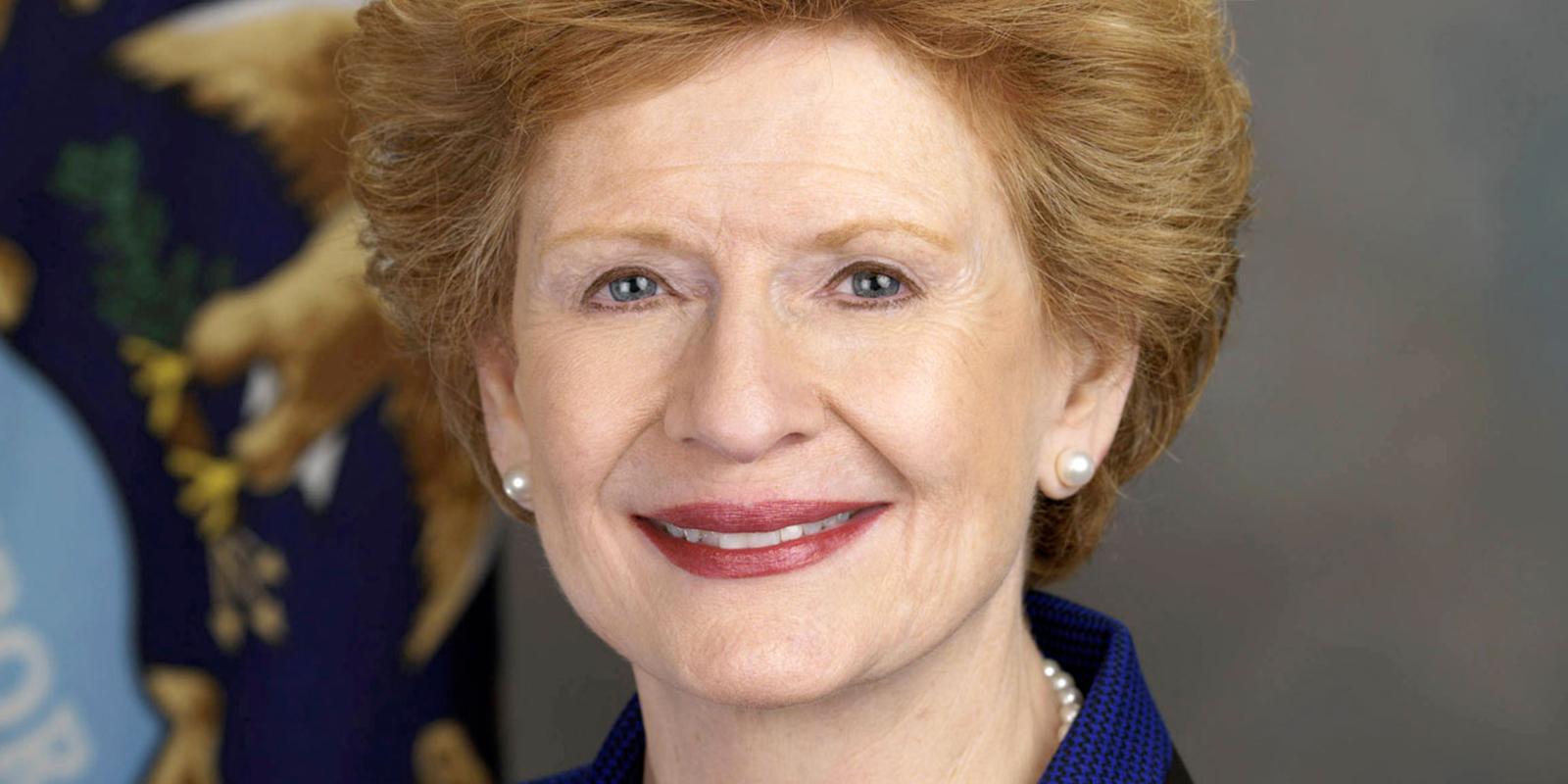 Senior senator – Debbie Stabenow – Democrat