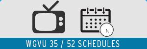 WGVU Schedule