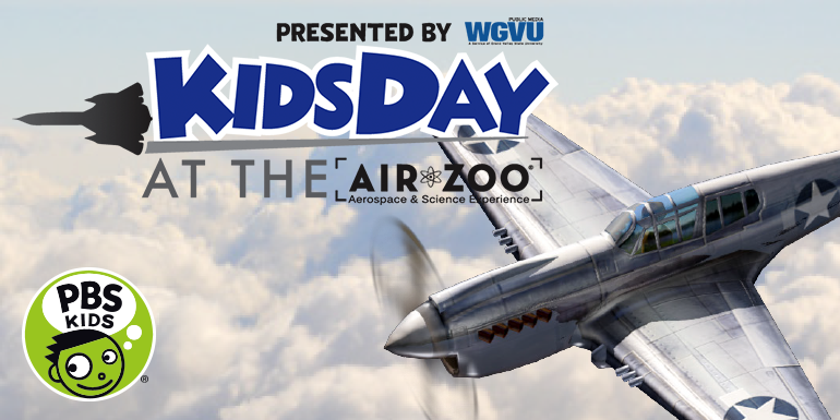 KidsDay at the Air Zoo