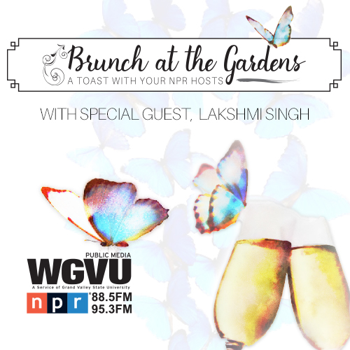 Join us for Brunch at The Gardens