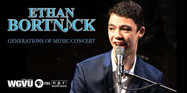 Ethan Bortnick: Generations of Music concert
