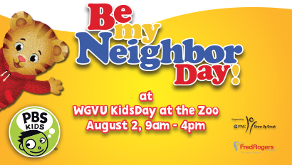 Be my neighbor day | August 2, 9 am - 4 pm