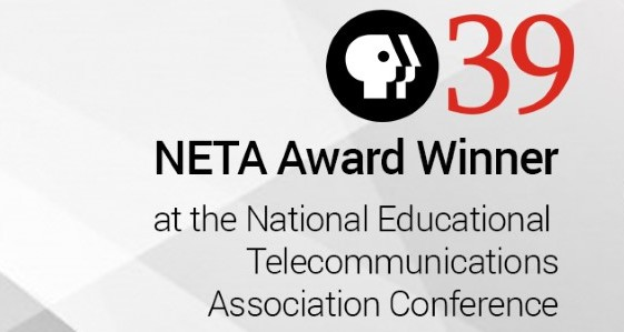 PBS39 Wins Two NETA Awards